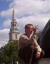 The Boy in Trafalgar Square