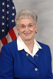 NC Rep. Virginia Foxx